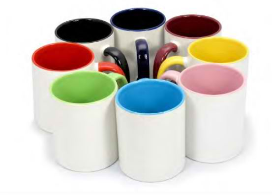Inner Color Mug 1box 36pcs 3d Sublimation Machine