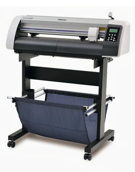 Mimaki Cg 60sriii Cutter Plotter 24inches 3d Sublimation