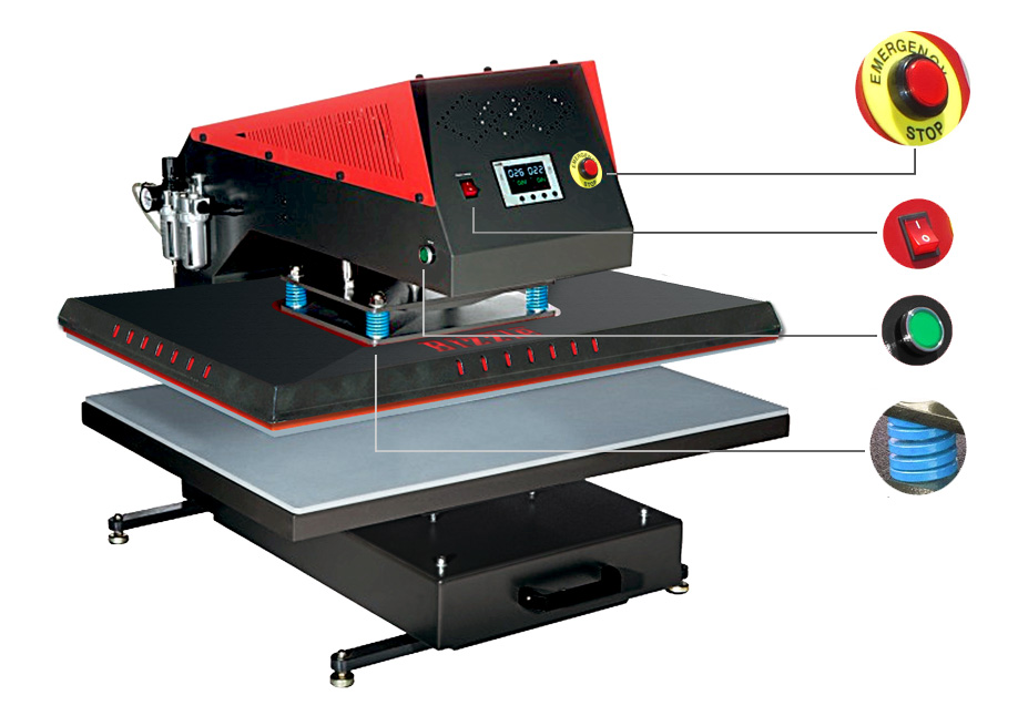 Best Large Format Heat Press In The Philippines