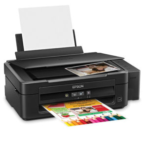 Epson L360 Ink Tank System Color 3-in-1 Printer