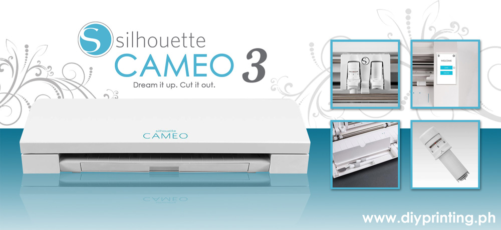 Introducing The Newest Silhouette CAMEO 3 Philippines